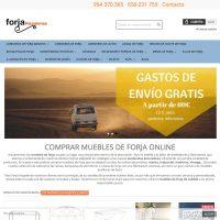 desarrollo web freelance Forja Hispalense