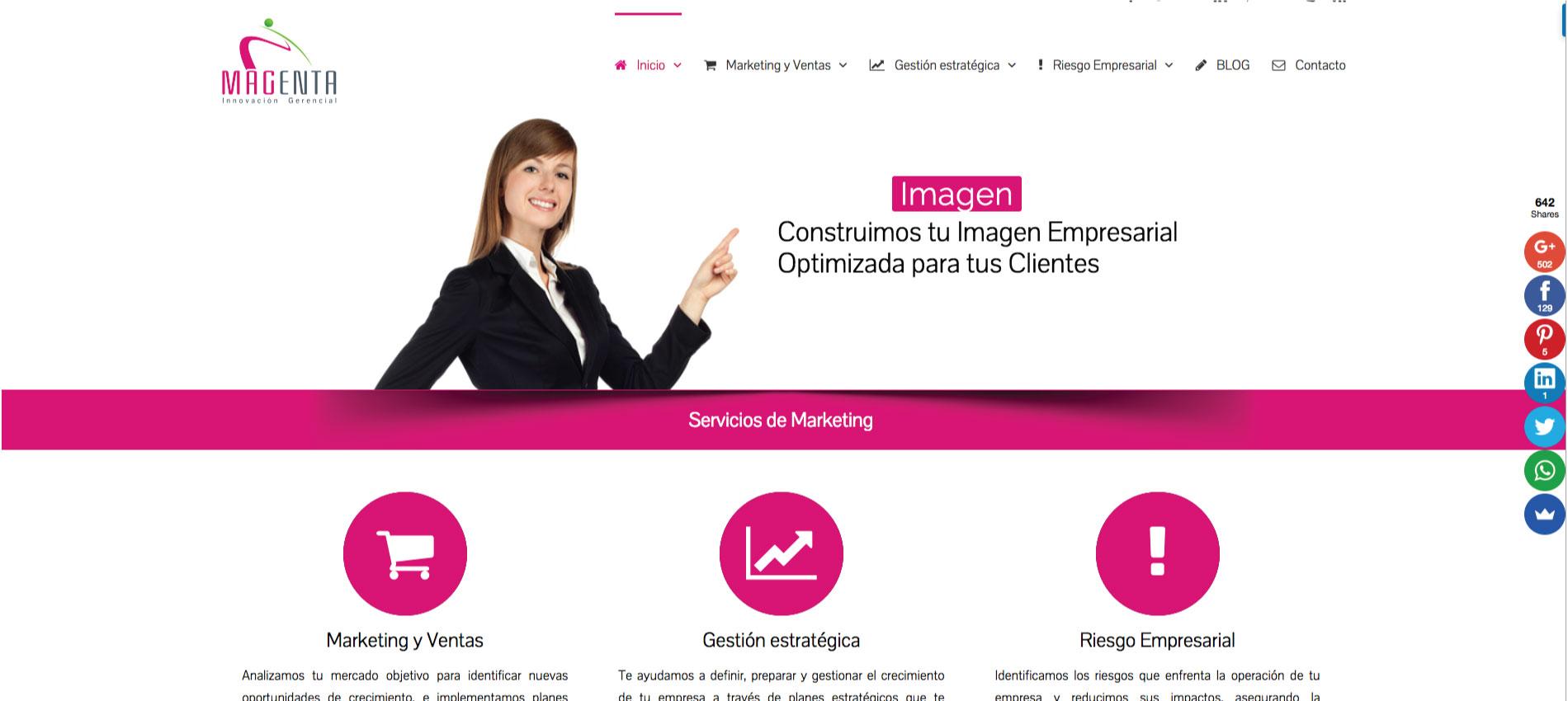 desarrollo web freelance