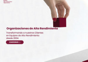Desarrollo web freelance para Actio COnsulting